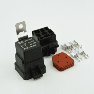 ZT621-24V-CT co socket e os pinos