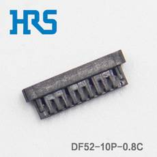 HRS Connector DF52-10P-0.8C