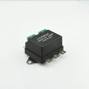 Auto Relays ZT667-12V-2*1A with fuse
