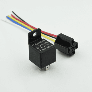 ZT603-12V-C-S with socket