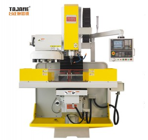 Big discounting Metal Cnc Milling Machine -