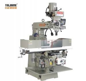 Hot-selling Vertical Turret Milling Machine Taiwan -