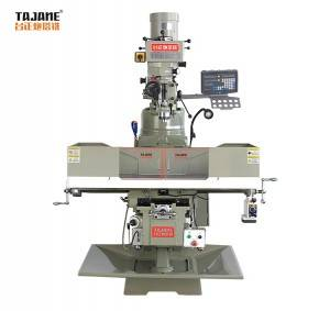 VERTICAL TURRET MILLING MACHINE MX-4HG