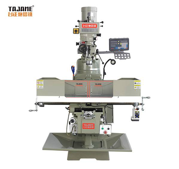 VERTICAL TURRET MILLING MACHINE MX-4HG Featured Image
