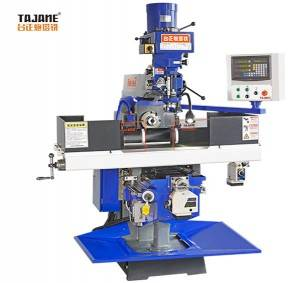VERTICAL TURRET MILLING MACHINE MX-4LW