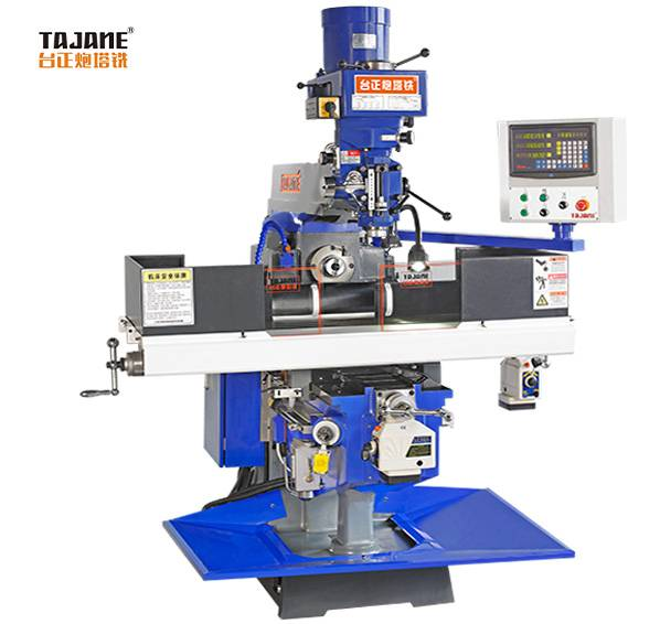 VERTICAL TURRET MILLING MACHINE MX-4LW Featured Image