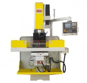 Original Factory Heavy Duty Cnc Milling Drilling Machine -