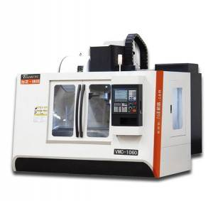 2017 China New Design 3 Axis Cnc Vertical Milling Machine -
