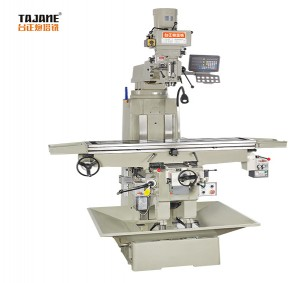 Factory Supply Universal Milling Machine Definition -