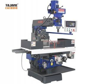 VERTICAL TURRET MILLING MACHINE MX-6LW