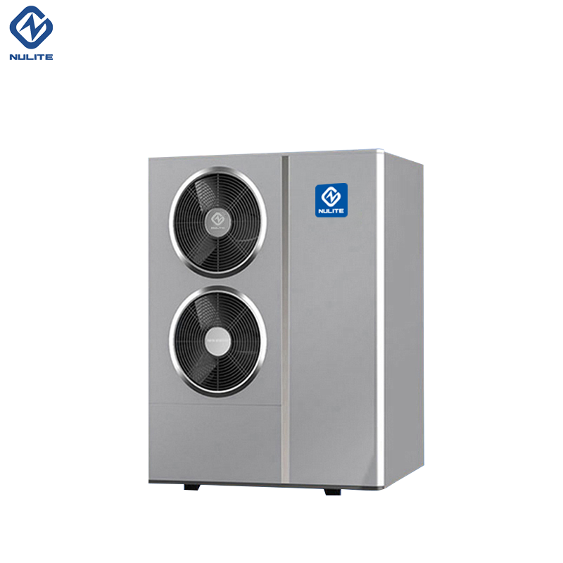 7KW all in one air source dc inverter hot water heat pump model NERS-B245/100E Featured Image