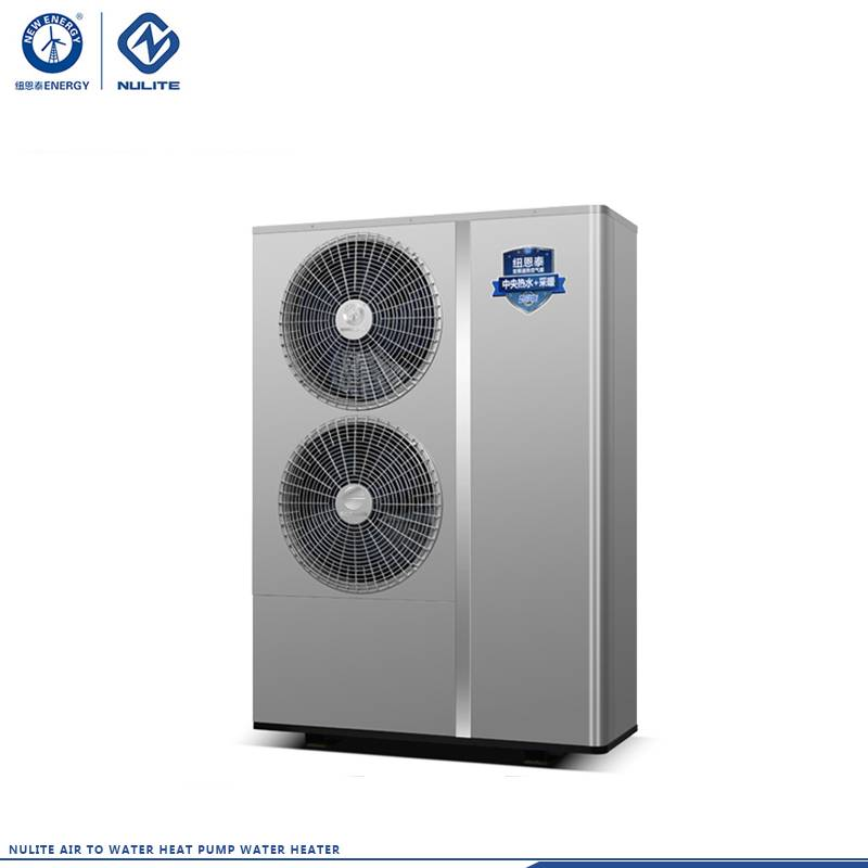 High definition Air Source Heatpump -