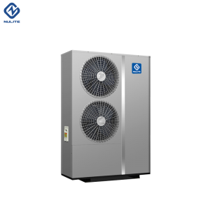 7KW all in one air source dc inverter hot water heat pump model NERS-B245/100E