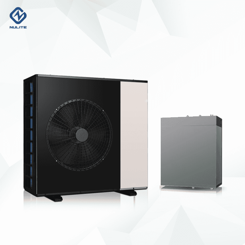 Professional Design Suntree 24kW Air to water heat pump inverter floor-standing split type class A++ Featured Image
