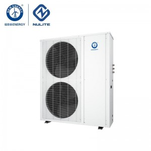 DC Inverter All In One 38KW NE-NC10BZ-B2FIIF Heat Pump Water Heater(Heating & Cooling)