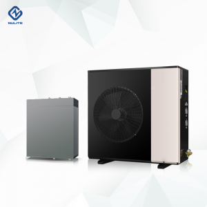Professional Design Suntree 24kW Air to water heat pump inverter floor-standing split type class A++