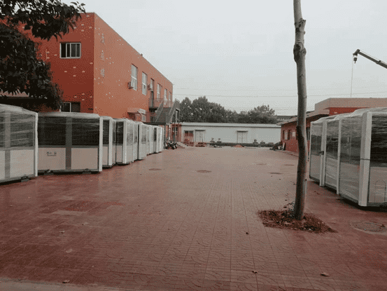 To help clean and heat the campus, Nulite provides heat pump products for Hebei Nangong No. 1 Middle School