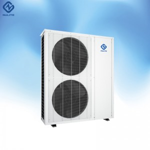 DC Inverter All In One 38 kW NE-NC10BZ-B2FIIF varmepumpe vandvarmeren (Heating & Cooling)