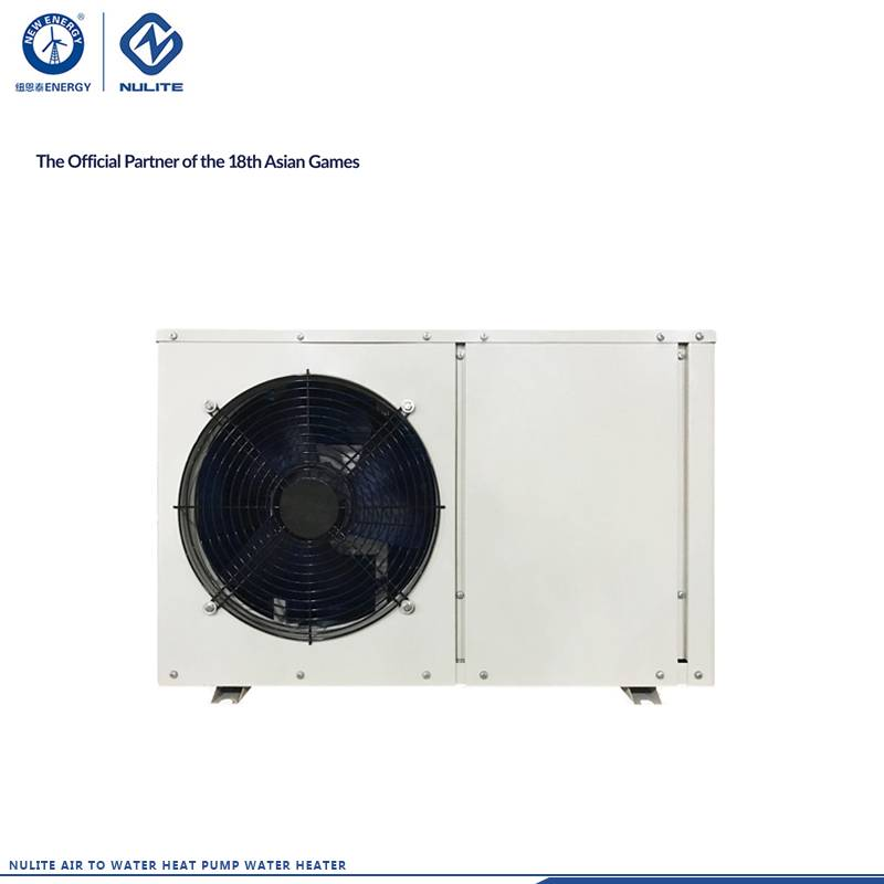 100% Original Air To Water Heat Pump R410a -
