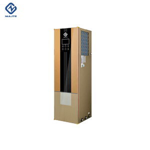 5.1KW 70degre household water heater floorstanding 220L all in one heat pump
