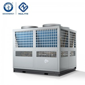 factory customized Air Source Heatpump -