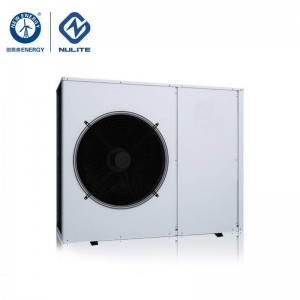 CE approved swimming pool heat pump water heater for small pool and spa 12.8kw B3Y
