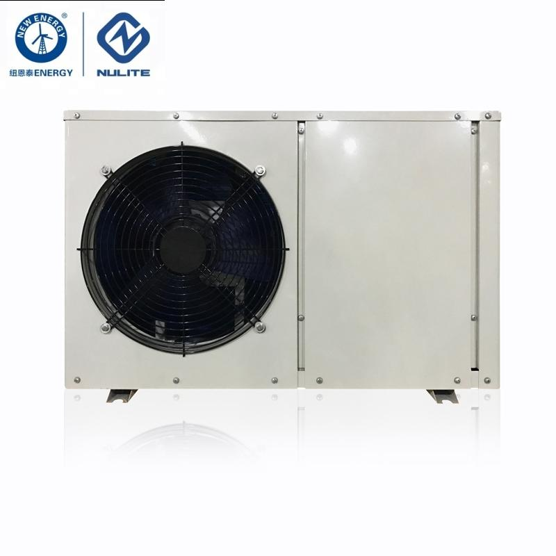 New Delivery for Twin Rotary Heat Pump -