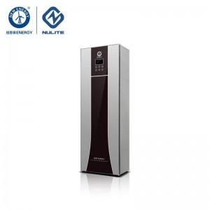 3.79KW china new energy all in one hot water air source heat pump model FDV1/Y160(A)