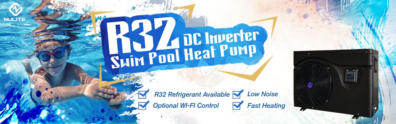 inverter swimming pool heat pump  (1)