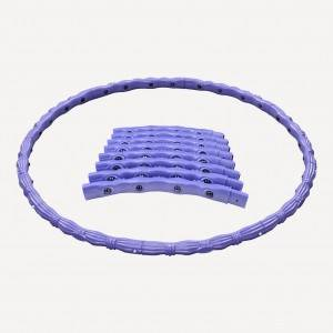 Weight Hoop,led weight hoop,Detachable Hula Ring 1.0KG WH-006
