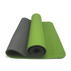 Eco Friendly TPE Non Slip Yoga Mat Workout Mat for All Type of Yoga,Pilates and Floor Exercises Classic