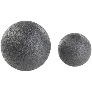 Epp massage ball for Deep Tissue Trigger Point Therapy on Back, Shoulder, Neck and Waist Acupressure Ball