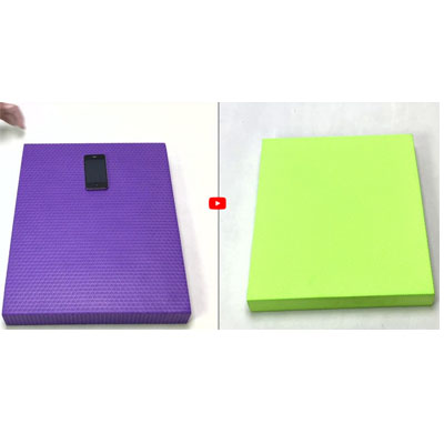 Flower of Life TPE Balance Pad