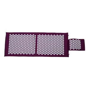 Acupressure Massage Mat Back Neck Pain Relief O...