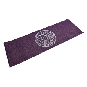 Eco-friendly Natural Jute Fiber Premium Yoga/Exercise Mat-Large Non Slip