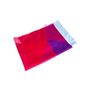 Non-Slip Hot Yoga Towel with Super-Absorbent Soft Suede Microfiber in Many Colors, for Bikram Pilates and Yoga Mats