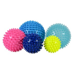 Massage Ball – Spiky Ball for Deep Tissue Back Massage, Foot Massager,  All Over Body Deep Tissue Muscle Therapy