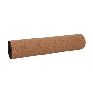 Non Slip Eco-friendly Natural Cork-Rubber Combo Yoga Mat Pilates Pad