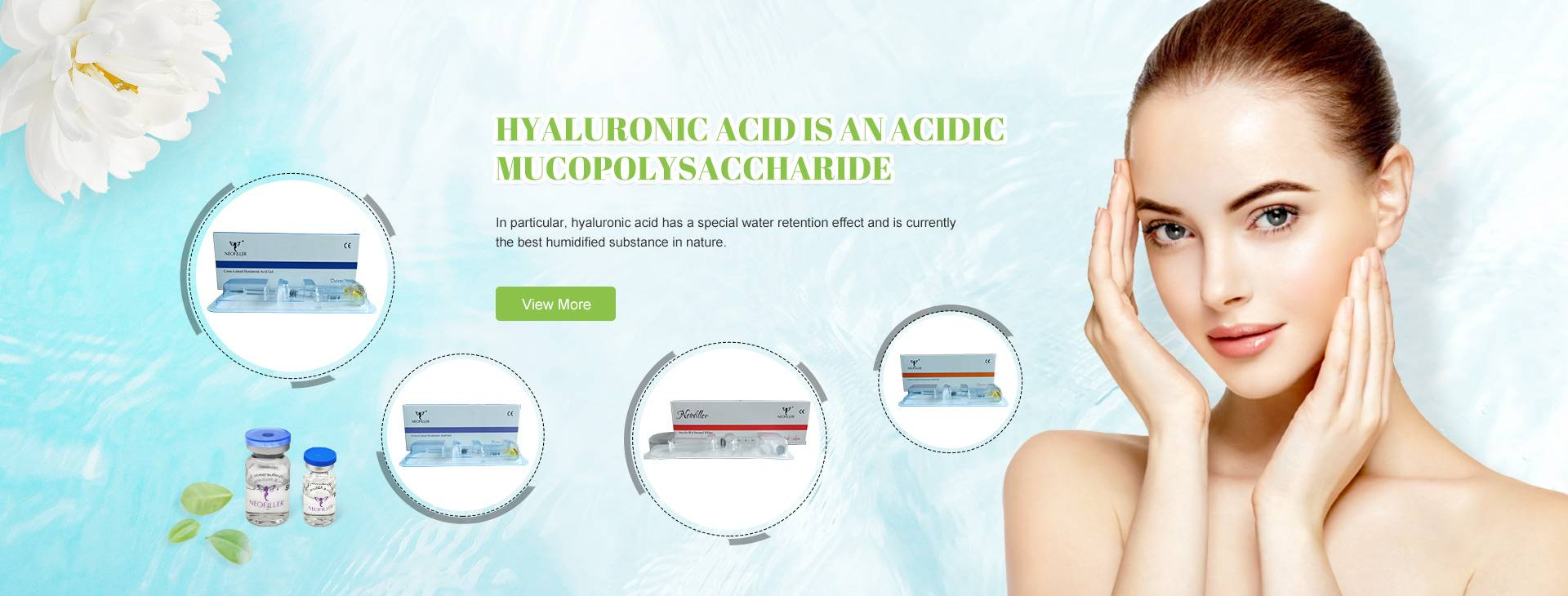 Hyaluronic acid is an acidic mucopolysaccharide