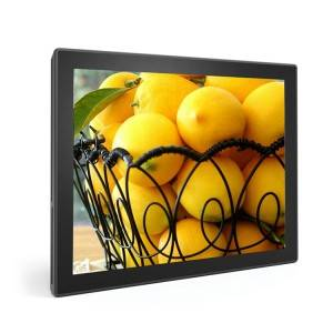 12.1″ 800nits Industrial Capacitive Touch Monitor