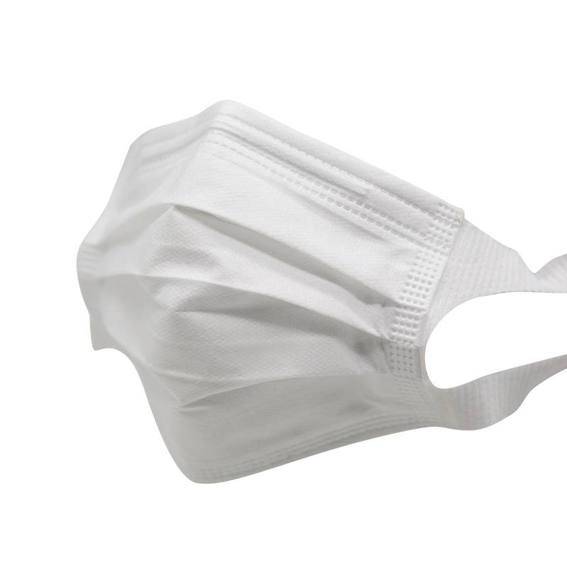Disposable 3 Ply Protective Face Mask
