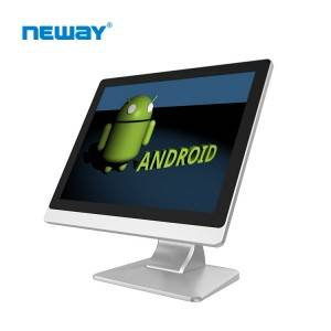 New Generation Android All-in-one IP65 PC 7 -21.5 inch