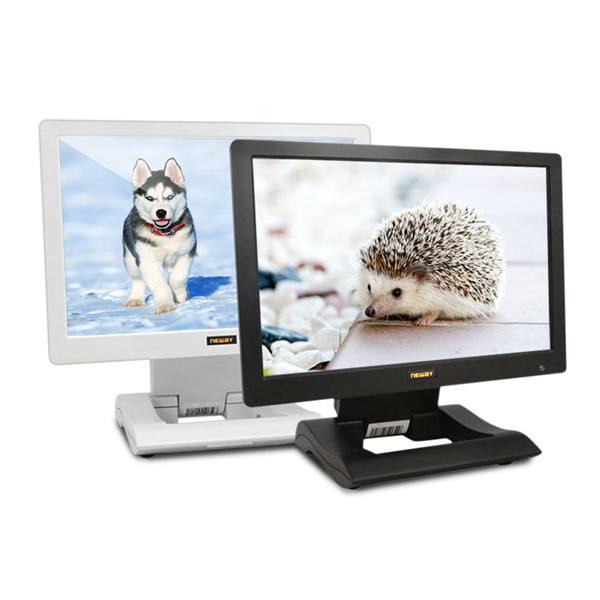 USB DisplayLink Touch Monitor de 10,1 polegadas 1280x800 CU1015NT