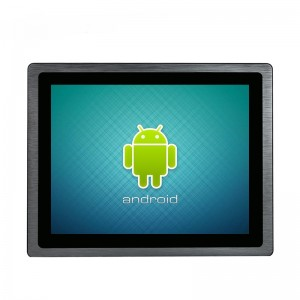 Android All-in-one IP65 PC 12 inch NT12FC-S