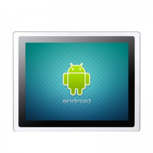 Android All-in-one IP65 PC 10.1 inch NT101FC