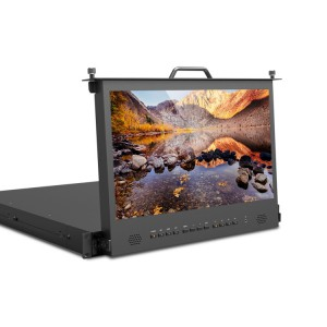 Rack Mount Monitor RM173S