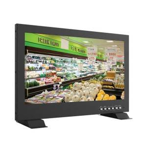15.6 inch 1000nits Security SDI Monitor P1560AS