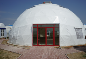 Dome Tent 100% Original Lawn Makeshift Clear Cabin Transparent Party White Dome Hangar Portable Planetarium Wedding And Inflatable Tent