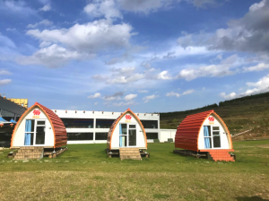 Prefab Mobile Camping Pods for sale