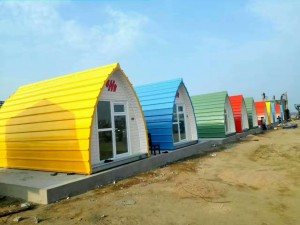 Prefab Beach Hut for Sale